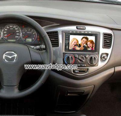 Mazda Mpv Factory Stereo Radio Car Dvd Player Digital Tv