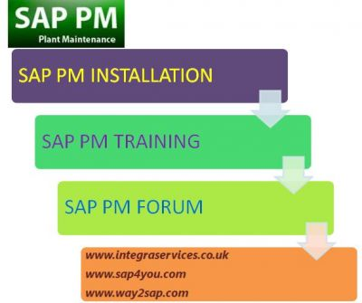 SAP PM Training and Installation | SAP Online Training