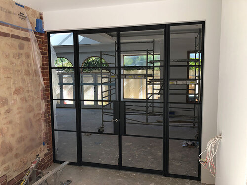 Get Custom Windows and Door Fabrication as bespoke as your needs