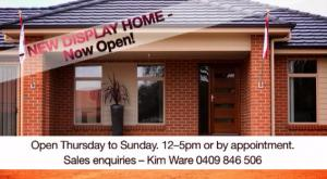 Do you want to Buy Display Home?
