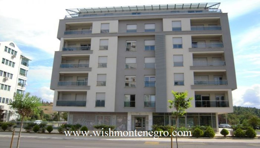 Short term apartment rentals Podgorica, long term flat rental, vacation, holiday