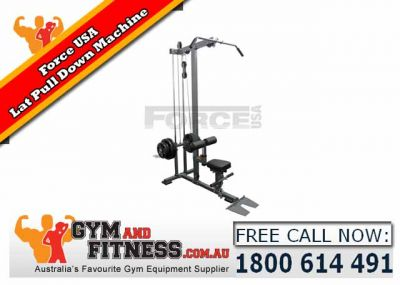 For Sale Force USA Lat Pull Down & Low Row Combo Machine