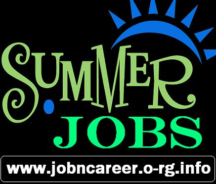 SUMMER JOBS (Part Time Staff Required)