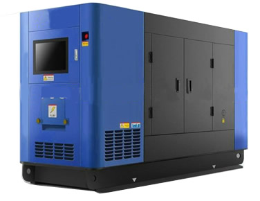 Supplier of Used Silent Diesel generators from Amritsar-India