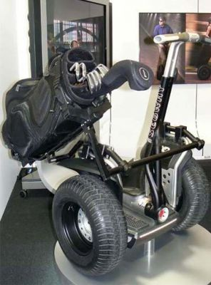 F/S: SEGWAY X2 GOLF AND I2 @ A VERY CHEAP RATE