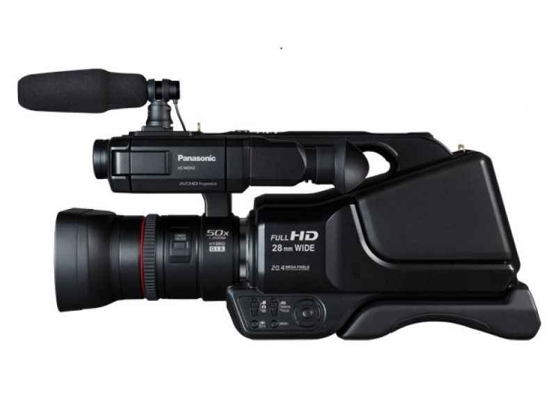 Panasonic HC-MDH2 Full-HD Camcorder