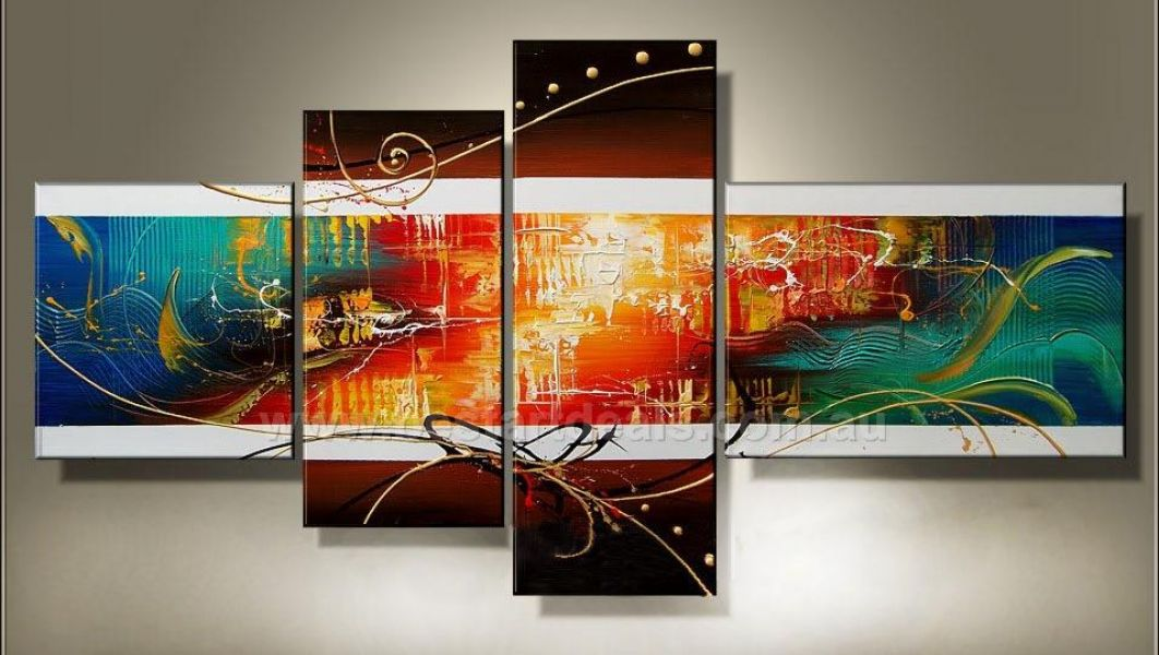 4 Panel Canvas Paintings for Sale – Up to 40 % Off on Paintings