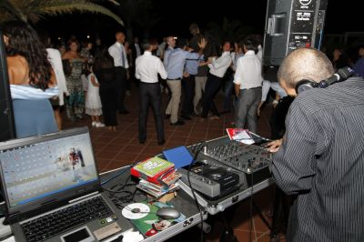 DJ Wedding in Italy