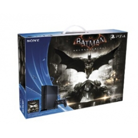 500GB PlayStation 4 Console - Batman Arkham Knight Bundle