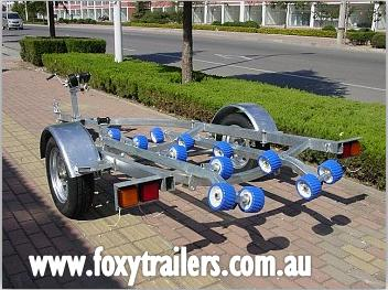 Buy Single Jet Ski Trailer CT0065S with Brake