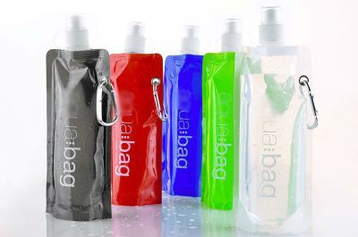 Promotion product BPA free eco-friendly sports water bag