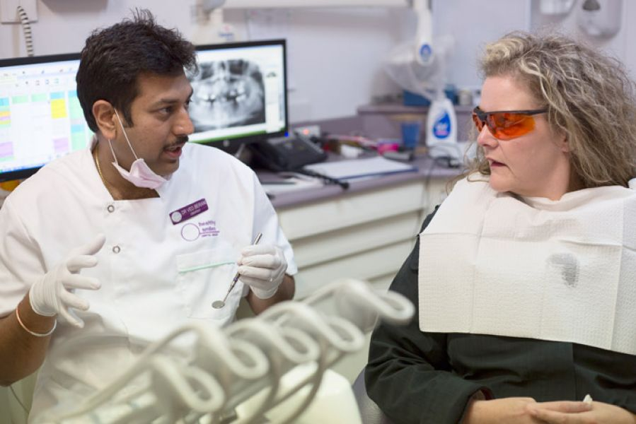 Emergency Dental Treatment by Healthy Smiles