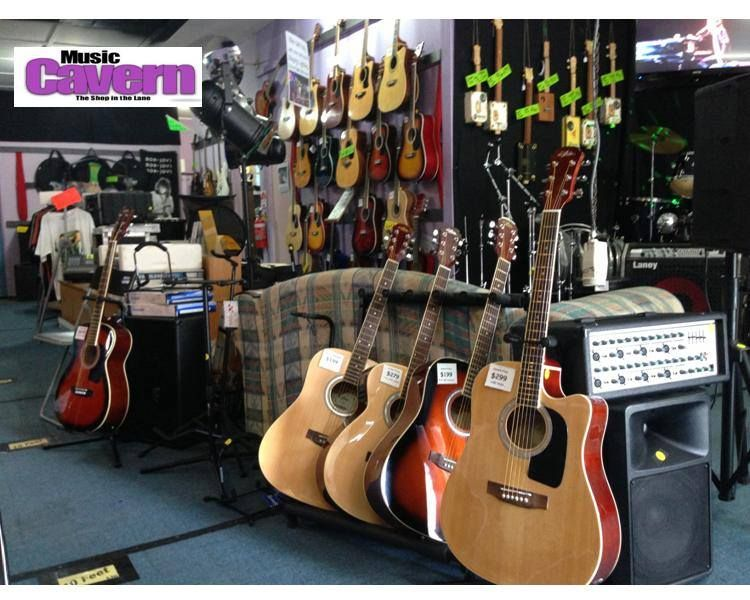 Music Cavern (The Little Shop In The Lane)