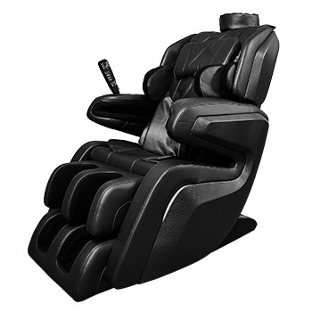 Black PowerPro Massage Chair Australia by Time To Click