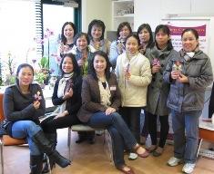 Cake Decorating Classes Queanbeyan : Clay Flowers workshops/tutorials/Class online