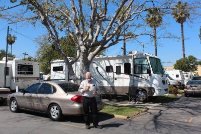 RV Camping Los Angeles | UCLA Medical center