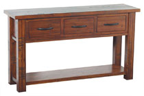 Big River 3 Drawer Hall Table for Sale