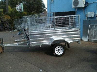 Get standard and tailored Boat trailers for sale