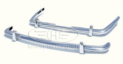 Jaguar XJ XJ6 XJ12 6 12 Series 1 S1 brand new stainless steel bumpers