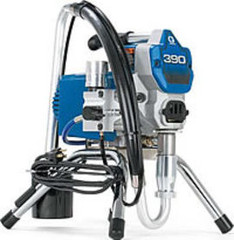 Pumping and spray equipment, exclusively from GCA