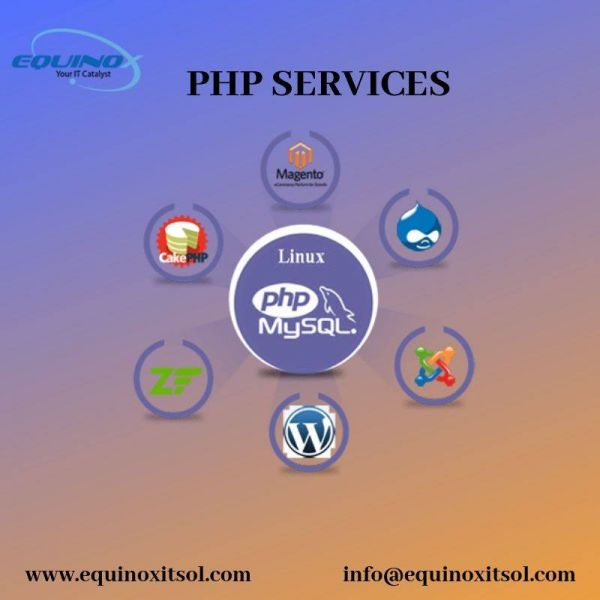 Custom PHP Development Company| PHP Development Company