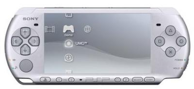 New Sony PSP 3000 Game Console USD$88