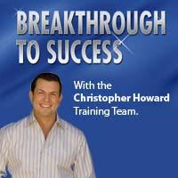 FREE Tickets To Chris Howard's 'Breakthrough To Success' Motivational Seminar Event!
