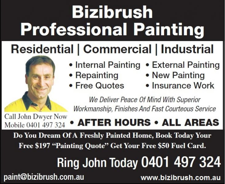 Painters Bizibrush