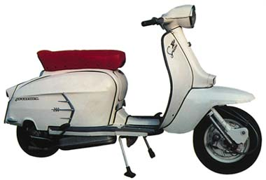 LAMBRETTA Scooter Wanted