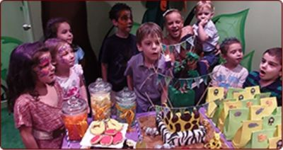 Exciting Kids Party Packages in Roselands and Earlwood