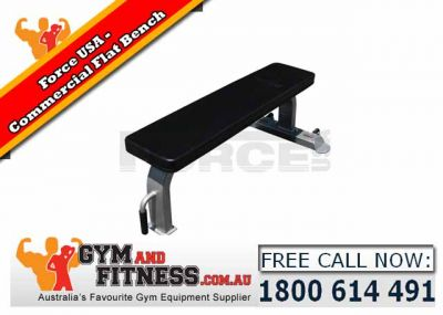 For Sale Force USA Commercial Flat Bench
