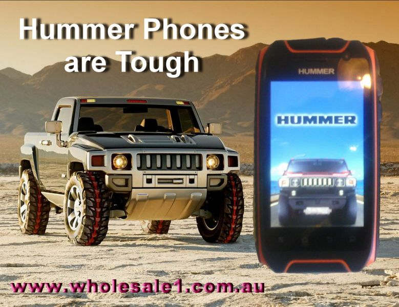 NEW - Hummer S922 - INDESTRUCTABLE - $350.00
