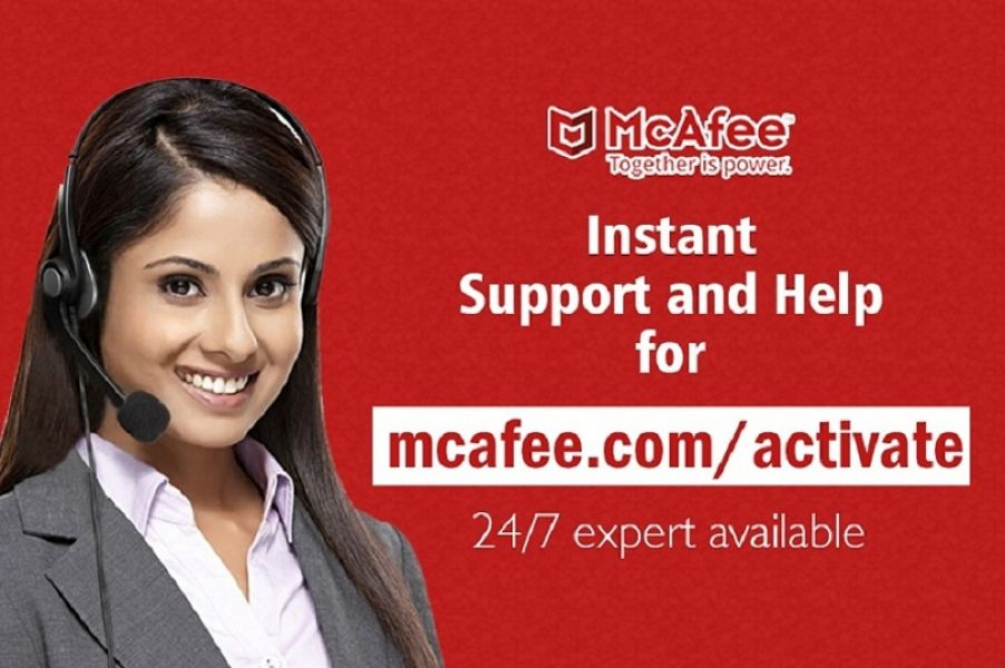 How to activate McAfee software update