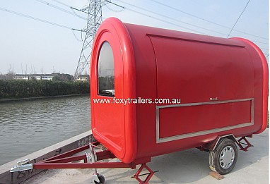Buy Food Cart Trailer FX-220 at affordable prices