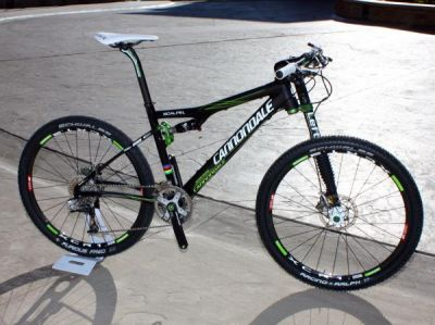 2011 Cannondale Scalpel Ultimate Mountain Bike