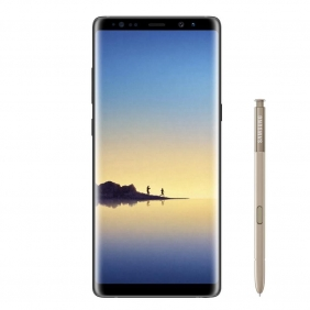 New Samsung Galaxy Note 8 Maple Gold SM-N950F LTE 64GB 4G Factory Unlocked