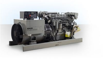 Used marine diesel generator sale 10kva to 500kva in Hyderabad-india by sai Engineering