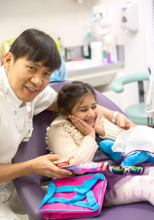 Children's Dentistry Treatment in Australia – Healthy Smiles