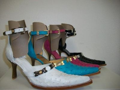 Womens Exotic Shoes