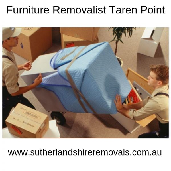 REMOVALISTS CARINGBAH you're fully covered and insured
