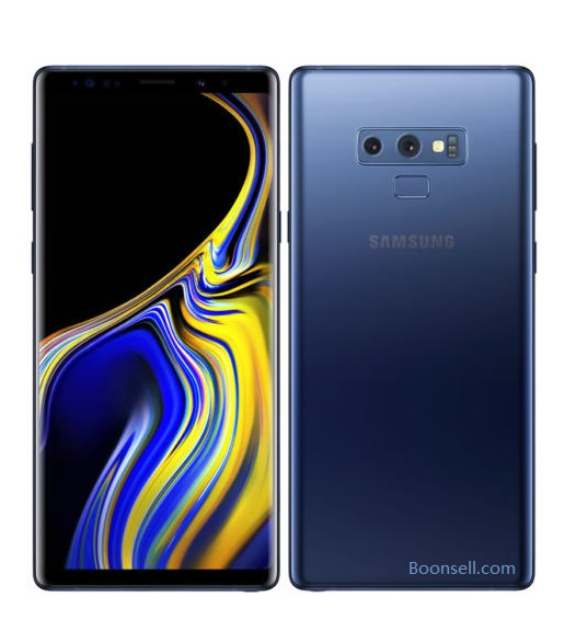 NEW Samsung Galaxy Note 9 Dual Sim N9600 512GB Cloud Silver Color