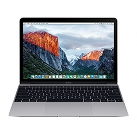 Apple MacBook MLH72E/A 12-Inch Laptop with Retina Display (Space Gray, 256 GB)