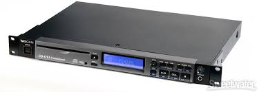 Tascam CD-500 Single-Rackspace CD Player