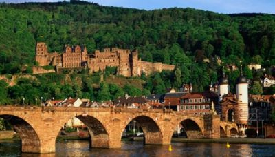 Learn German in Heidelberg, Germany