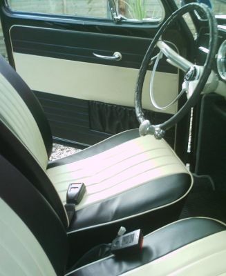 VW Beetle 1956-1979 Interiors
