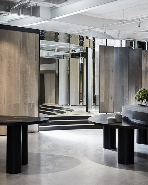 The Design Chaser - New Timber Flooring Showroom in Waterloo, Sydney | WOODCUT