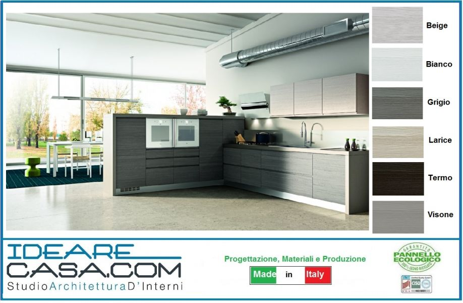 Kitchens Made in Italy