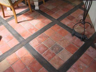 Old Brick Floor Brick Tiles Brick Flooring Old Terracotta Tile