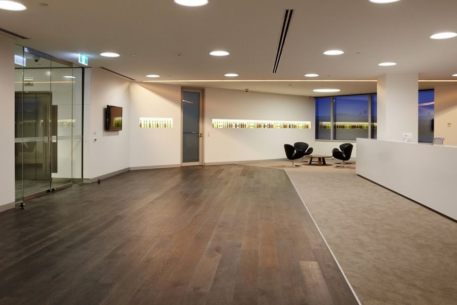 Yellowtrace Features - New Timber Flooring Showroom in Sydney