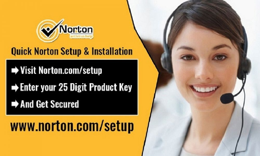 Norton Setup: Norton Antivirus Plus
